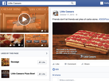 Little Caesars Marketing