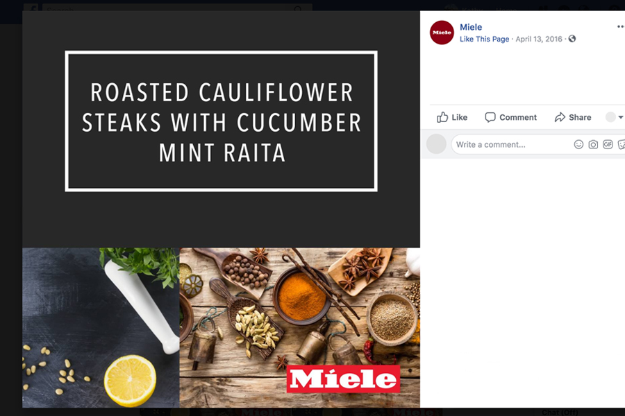 Miele Marketing